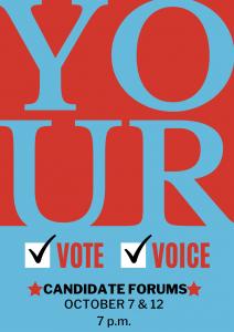 Granville Candidate Forum 2021
