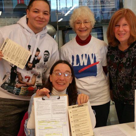Voter Registration LWV Ohio Licking County